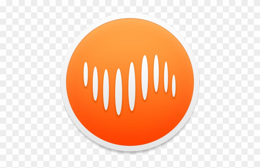 Other Soundcloud App Icon Images - Circle - Free Transparent