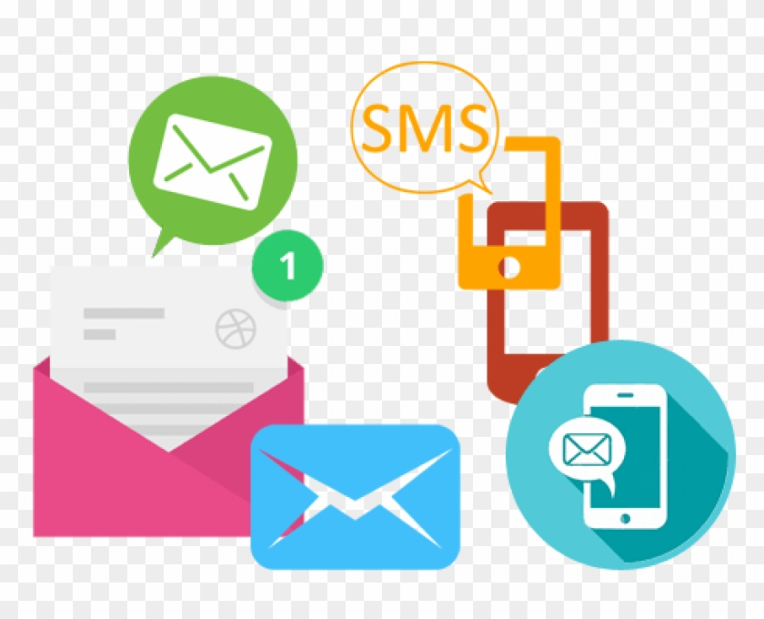 Bulk Sms, Email Infographic - Bulk Sms Service Provider - Free