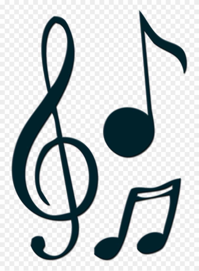Dessin Note De Musique musical note clef clip art - note de musique dessin - free
