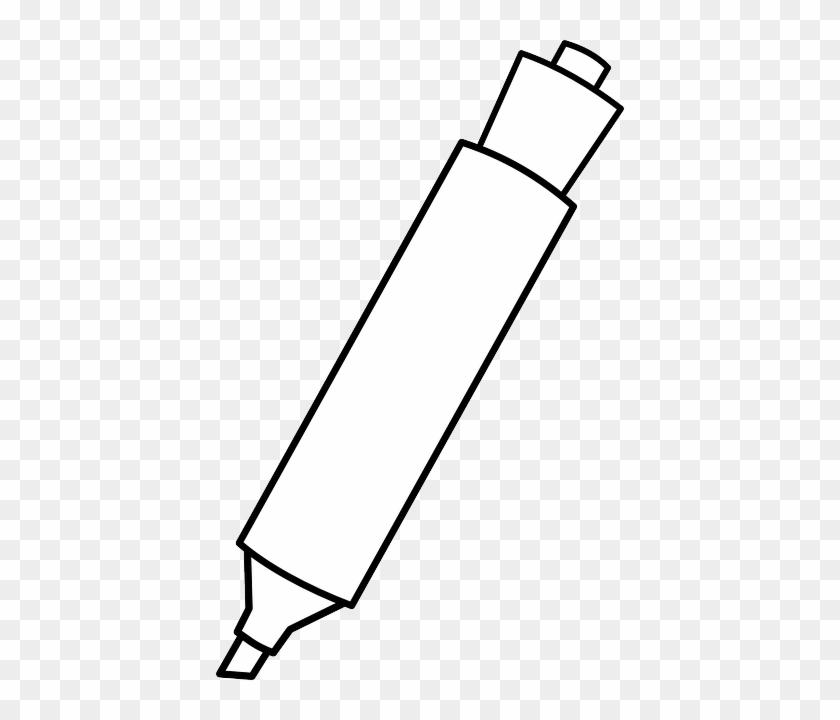 Pen, Felt Pen, Office, School, Supplies - Copic Marker Vector #1167151