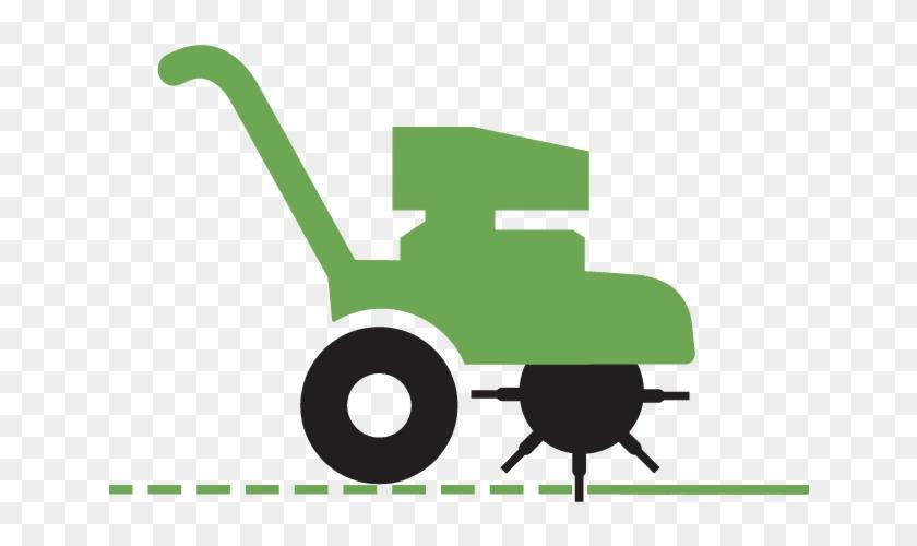 Plug Aeration - Tractor #1168566