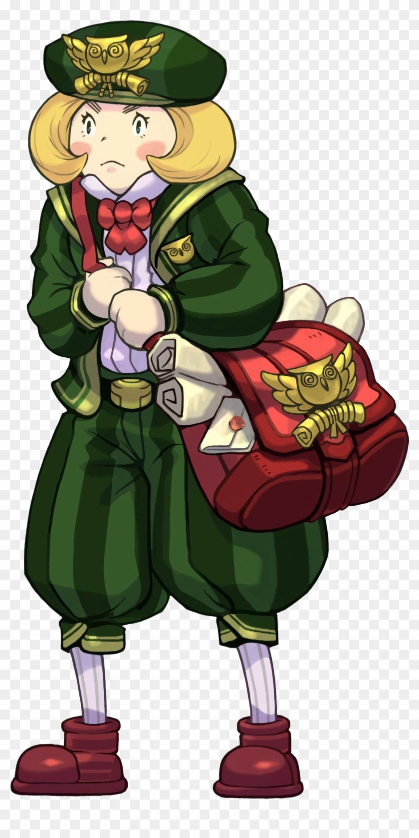 Mailer - Professor Layton Vs Phoenix Wright Characters #1168767