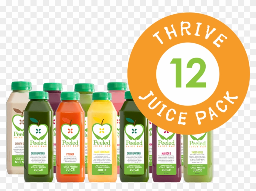 Thrive Juice Pack - Beer Bottle #1169772