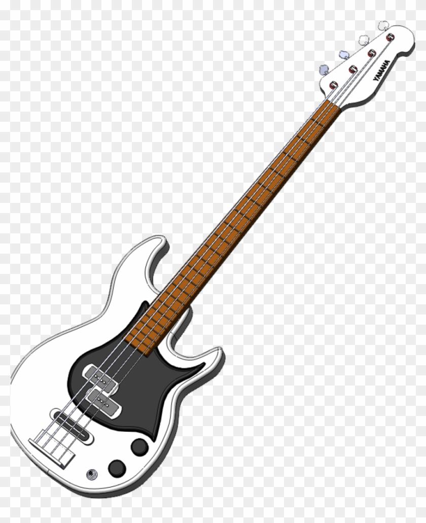 Bass Guitar Clipart Download Bass Guitar Free Png Photo Bass