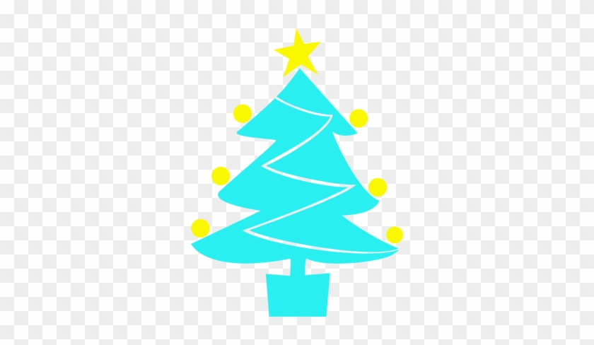 Christmas Tree Icon Trans #1170264