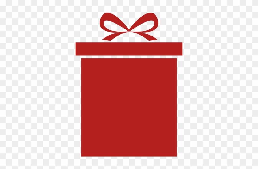 Christmas Gift Box Png.Red Christmas Giftbox Icon Gift Box Icon Png Free