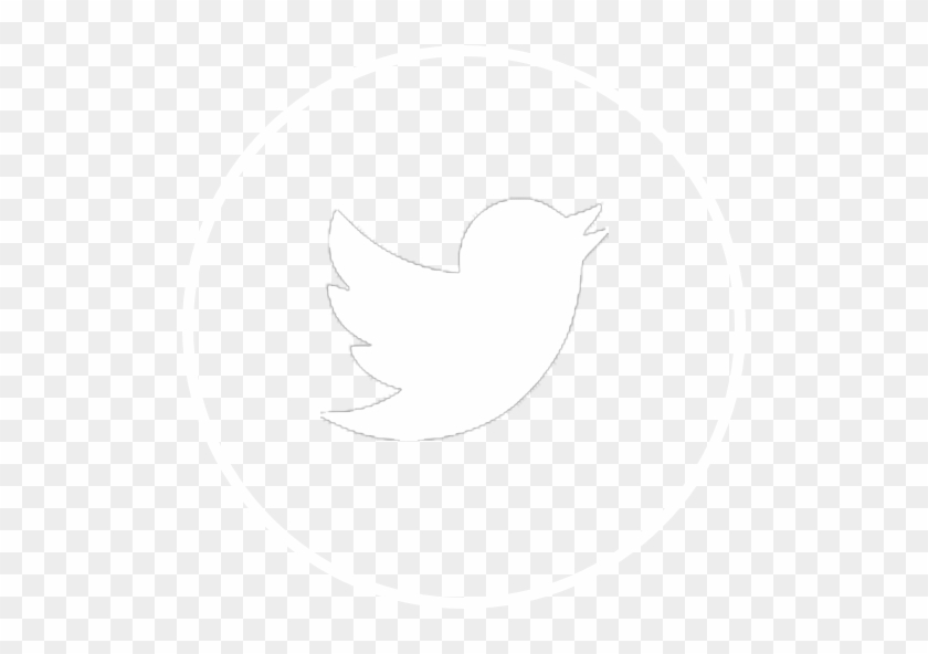 Twitter Icon - Black And White Snapchat Logo - Free