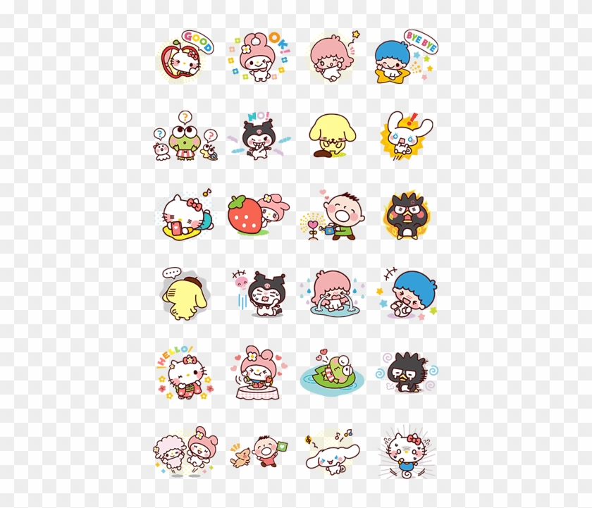 Most Popular Sanrio Characters #1171667