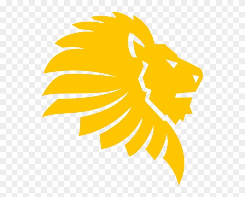 Lion Head Clipart - Premier League Logo Alternative - Free