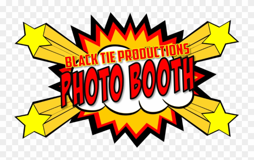 Photo Booth Blast - Comic Bomb Png - Free Transparent PNG