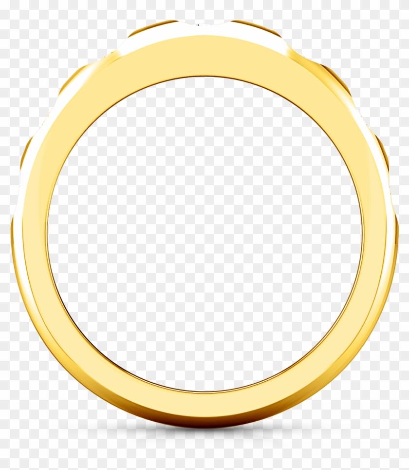 Diamond Wedding Band Jazz - Ring #1172381