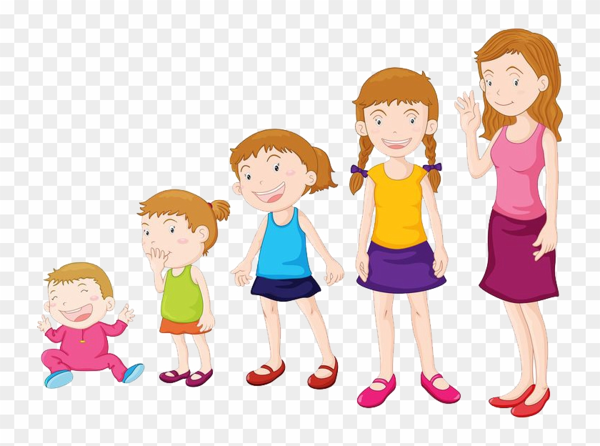 Swing Clipart Physical Development - Stages Of Growing Up #1173177
