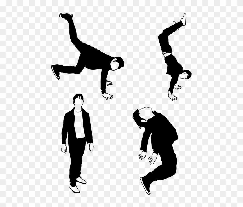 Dance, Modern, Dancing, Break Dance, Style, Man - Dance #1173412