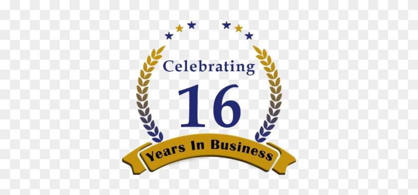 Servicemax An Iso - 16 Year Anniversary Business #1174198