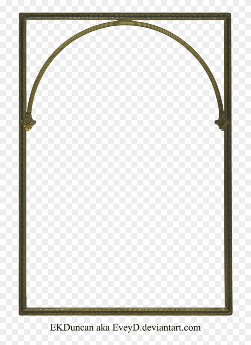 Antique Gold Vintage Frame 2 By Ekduncan By Eveyd - Arch - Free ...