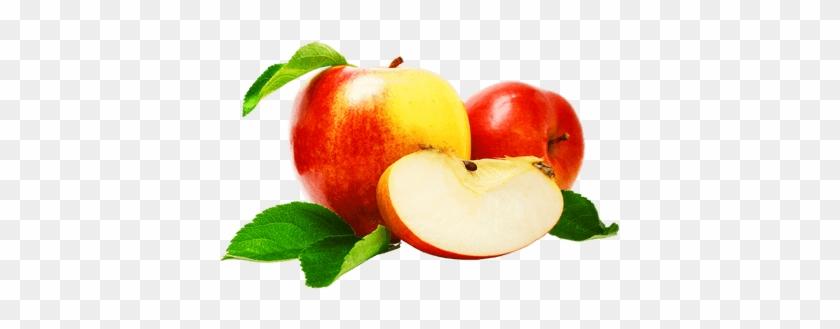 Apple Red Wedge Slice - Natural Fruit Flavor Apple 4oz #1174575
