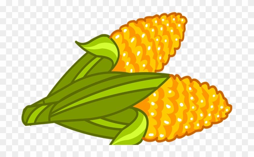 Corn On The Cob Maize Sweet Corn - Corn Anime #1174633