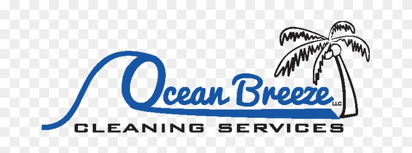 Ocean Breeze Cleaning Services - Palm Tree Coloring Pages #1174742