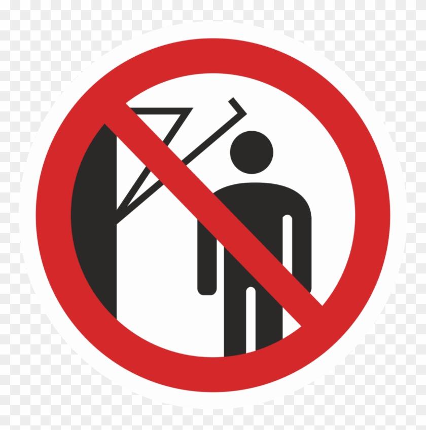Prohibitory Traffic Sign Hazard Symbol Fire Safety Sign Free