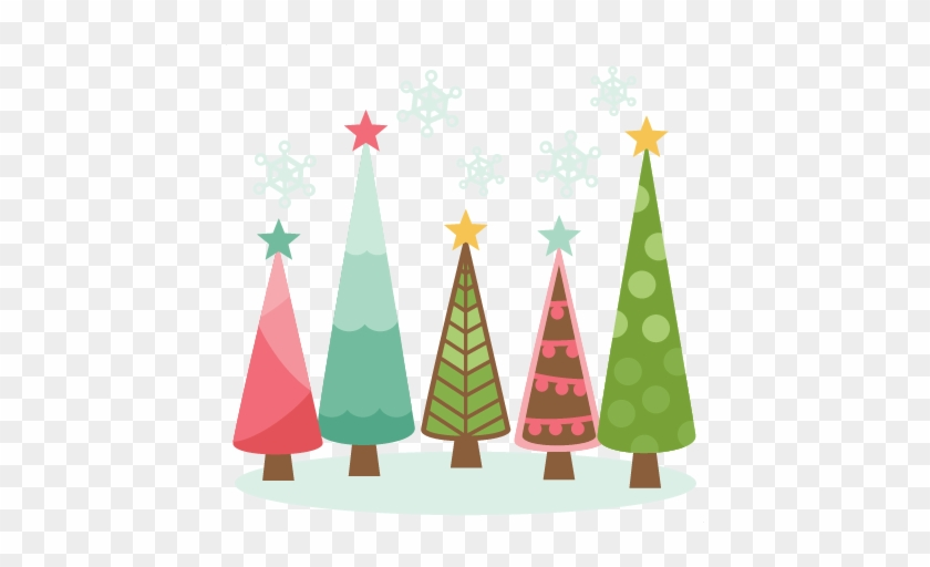 Pretty Christmas Trees Pictures