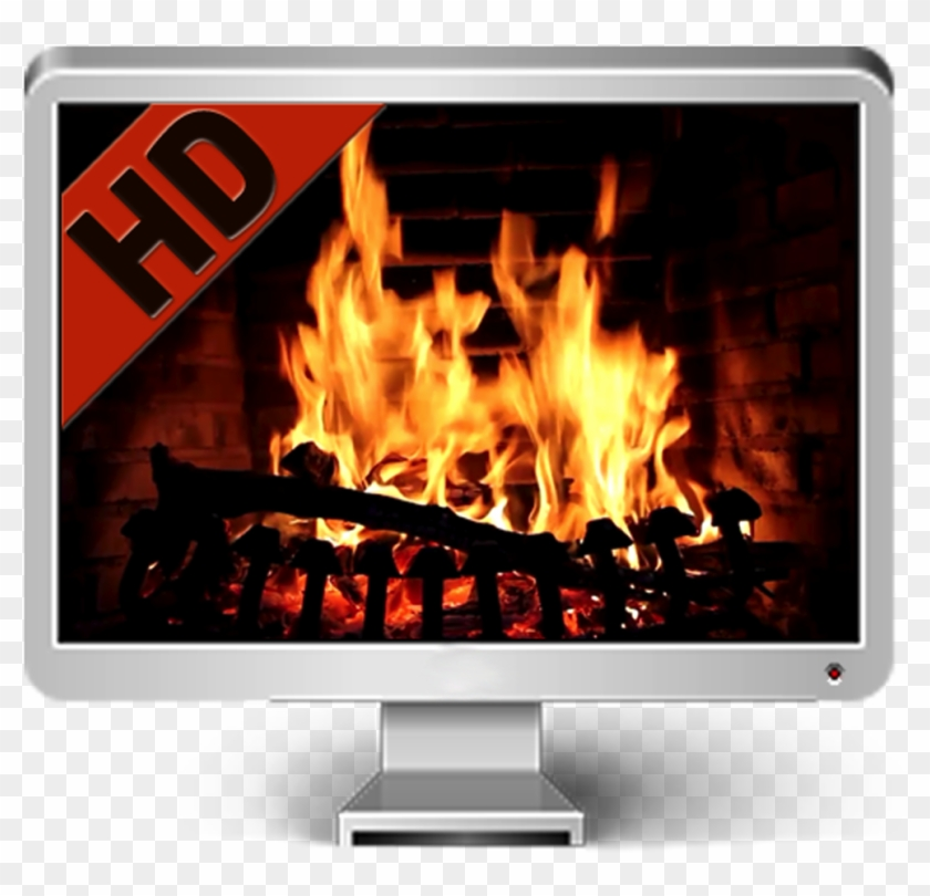 Live Fireplace Wallpaper For Mac By Fireplace Screensaver
