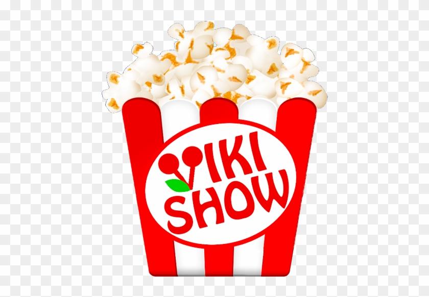 Drive In Movie Popcorn #1177975