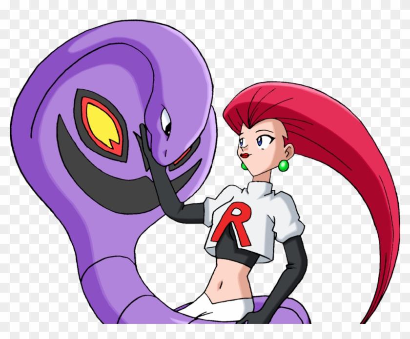 pokemon jesse and james sex