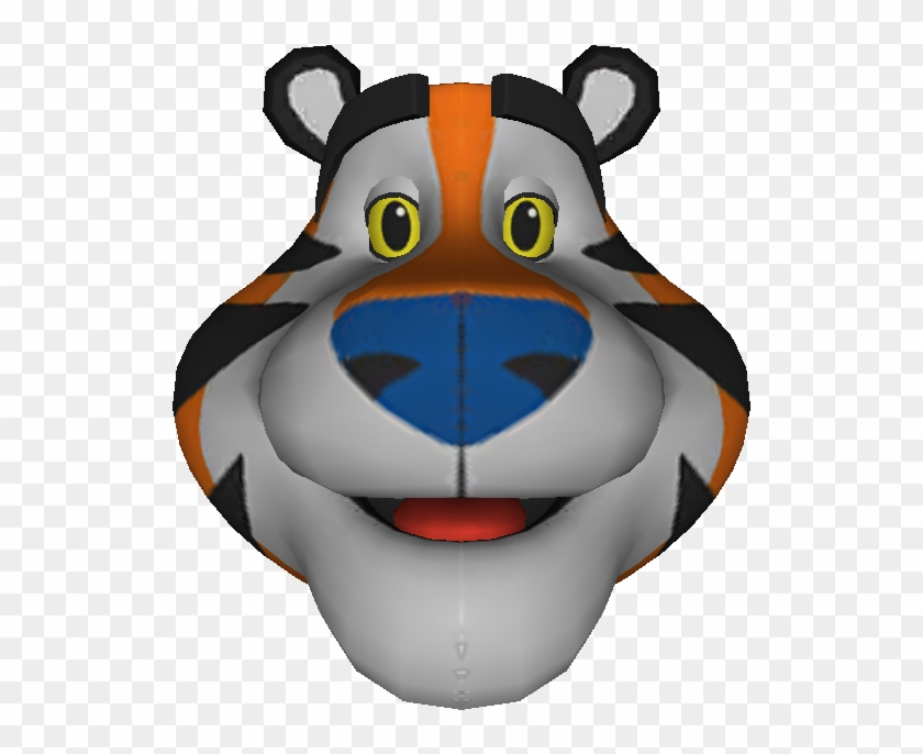 download zip archive tony the tiger head free transparent png
