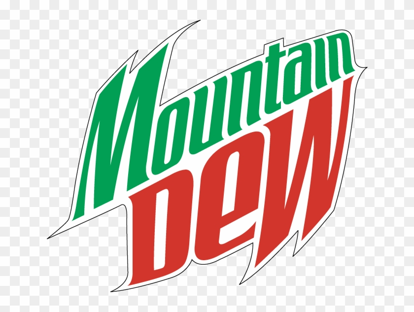 Here Is A Buy One Get One Free Mountain Dew Printable - Mountain Dew 2005 Logo #1178773