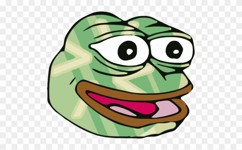 Business & Finance - Pepe Twitch Emotes - Free Transparent
