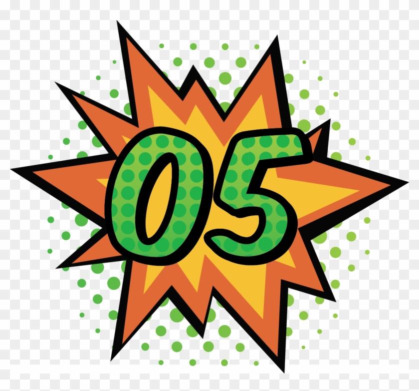Hot Comics - Bubble Pow Comic Book Png #1179545