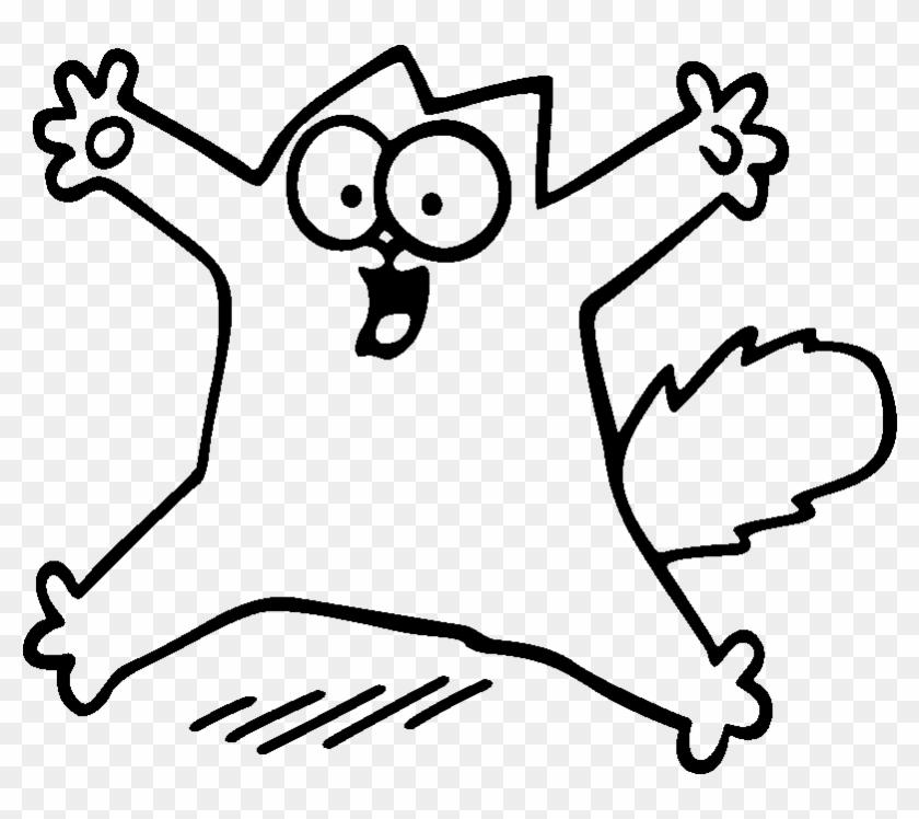 Картинки кот саймона без фона, ищу жену