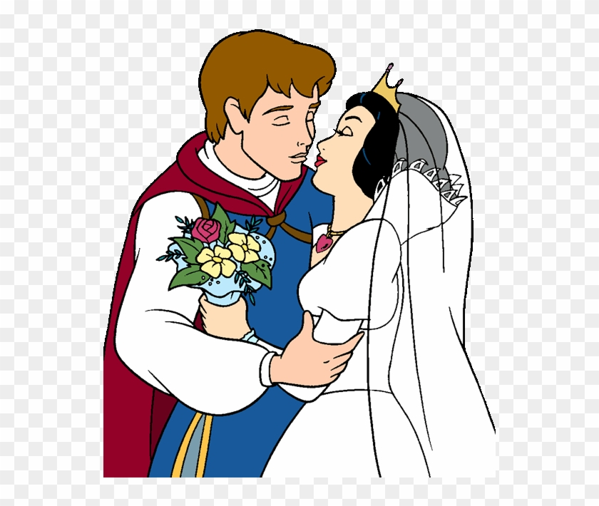 Snow White Wedding Coloring Pages Download - Snow White And Prince Charming Wedding #1180568
