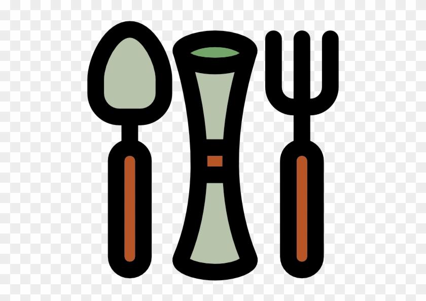 Cutlery Free Icon - Kitchen Utensil #1180729
