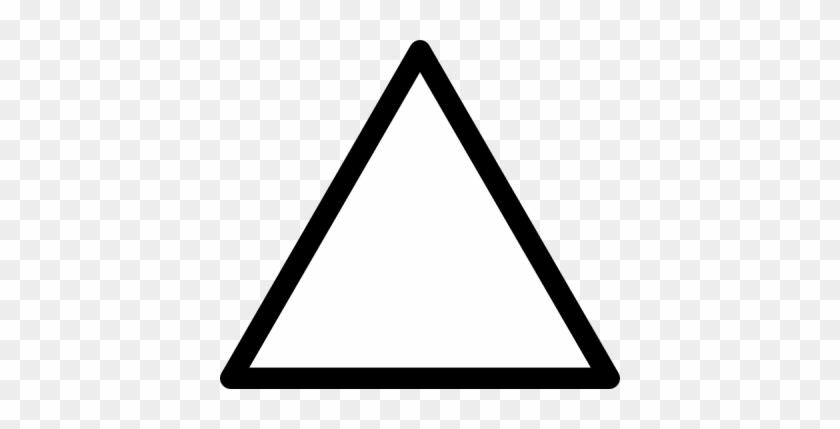 Black Triangle Clip Art At Clker Com Vector Clip Art - Sharpen Icon #1181194