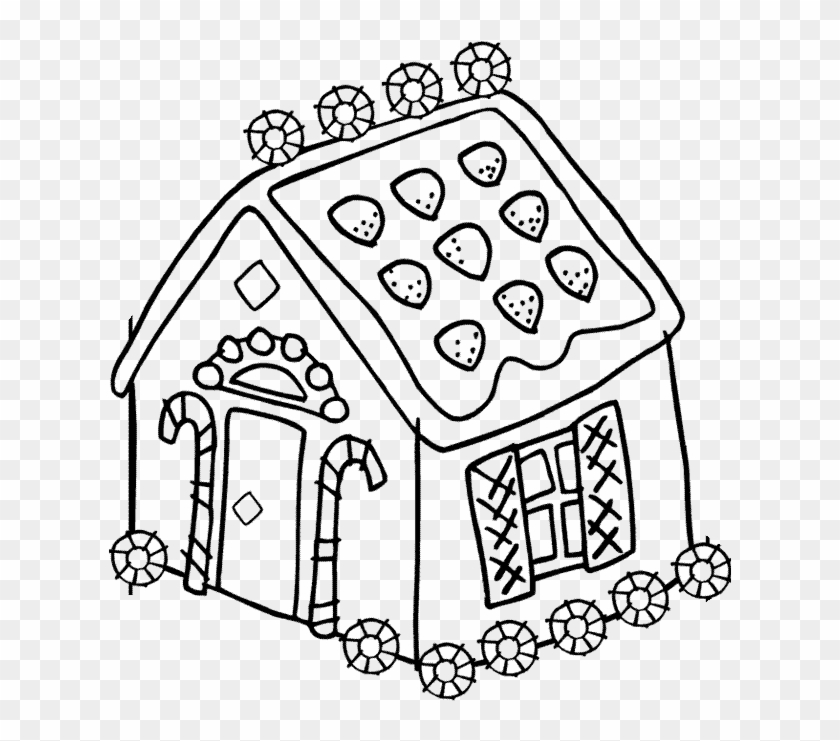 graphic regarding Printable Gingerbread House Coloring Pages known as Gingerbread Area Coloring Webpages For Little ones Printable