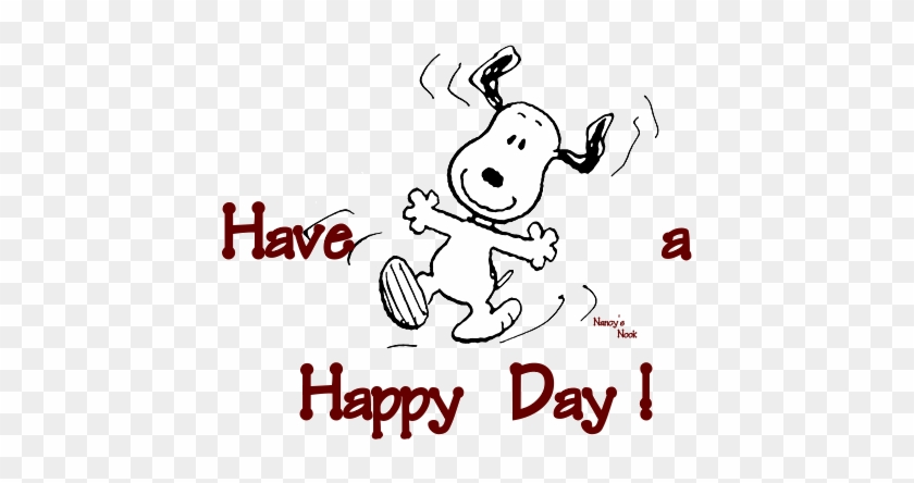 Clip Snoopy Happy Birthday Clip Art Charlie Brown Happy Snoopy Free Transparent Png Clipart Images Download