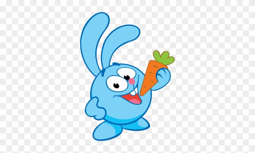 Кролик из смешариков