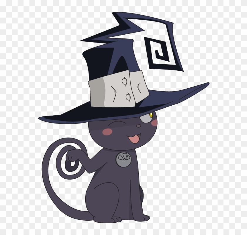 Blair Cat Form By Paulonunes90 Soul Eater Blair Cat Free