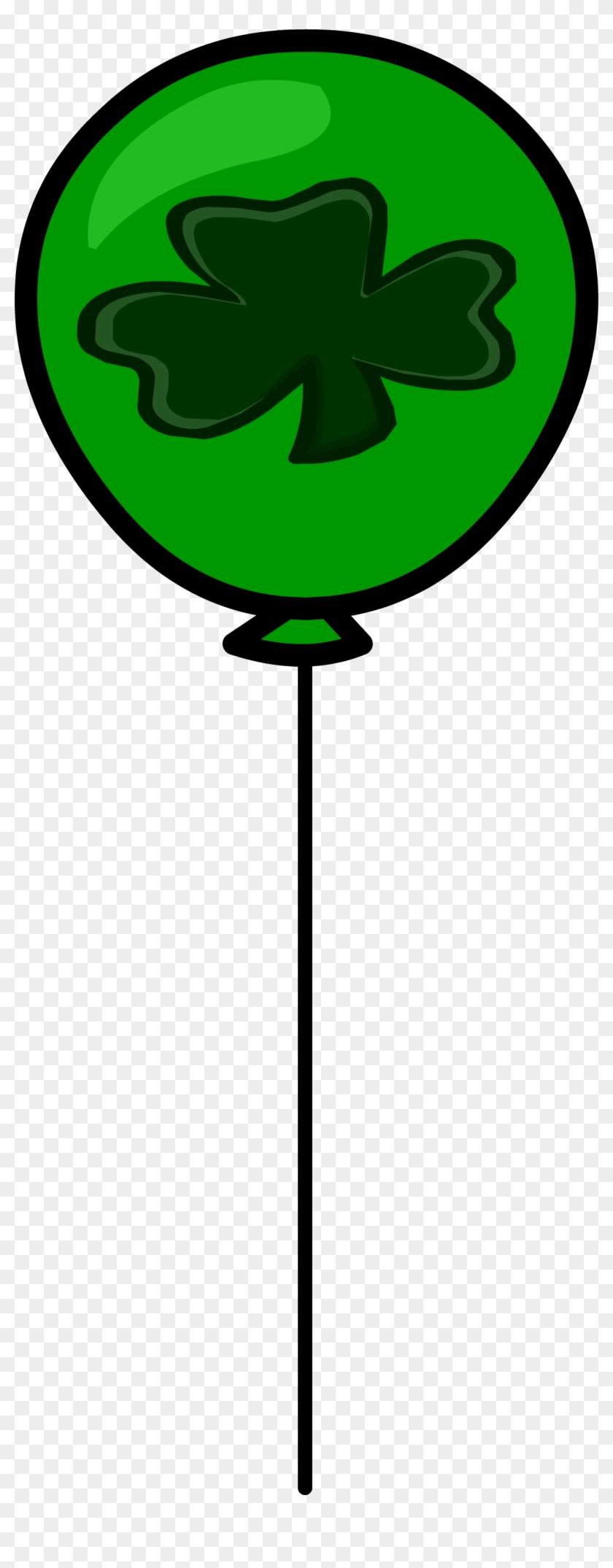 Clover Balloon Sprite 006 - Open Source #1183741
