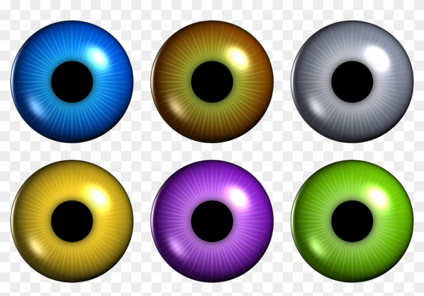 Iris Clipart Eye Pupil - Eye #1184102