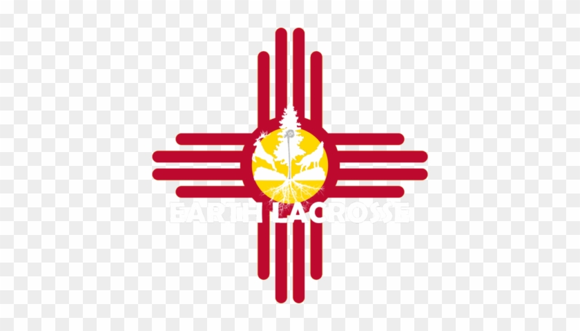 Rewild Your Game - New Mexico State Flag - Free Transparent PNG
