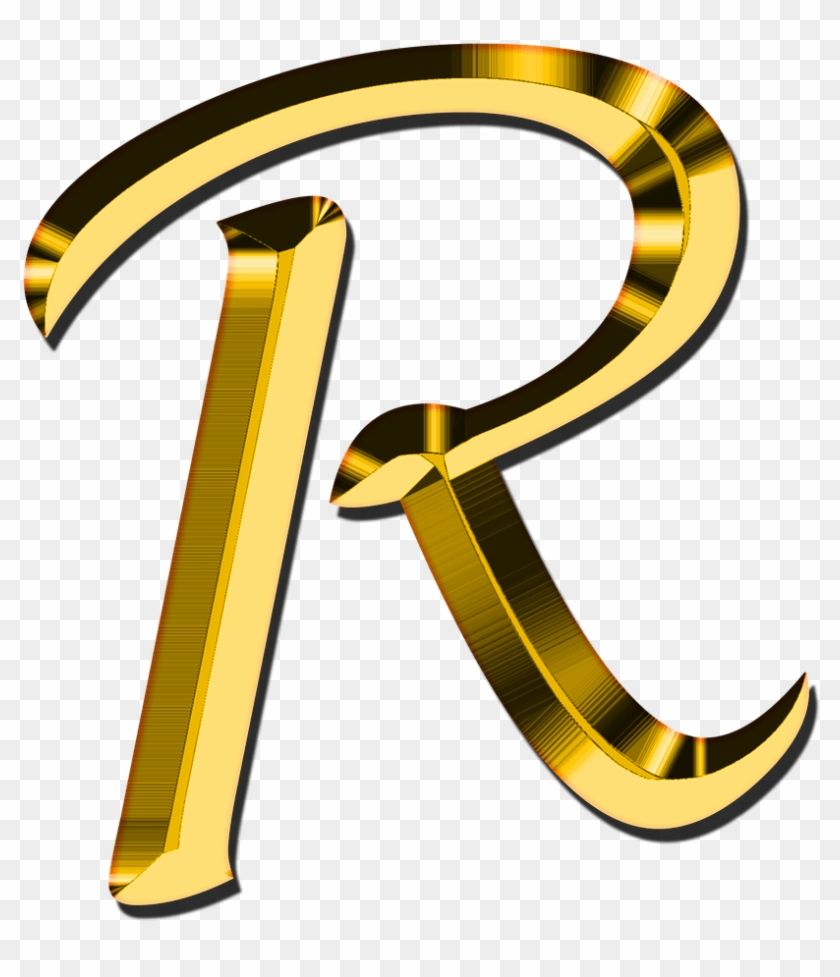 Capital Letter R Huruf R Keren Free Transparent Png Clipart Images Download