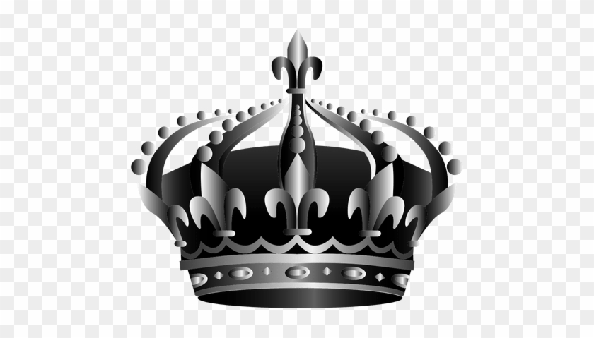 Crown Icon Illustration Transparent Png - Icon Crown King Png #1185336