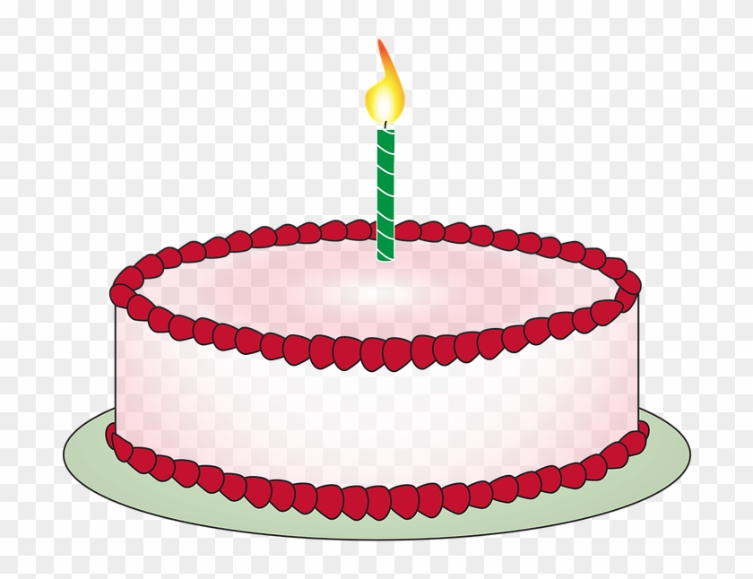 Birthday Cake Clipart Free Images 3 Clipartandscrap