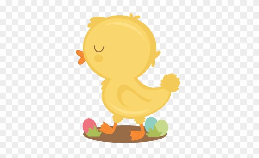 Baby Chick Svg Scrapbook Cut File Cute Clipart Files - Cute Baby Chick Clip Art #193975