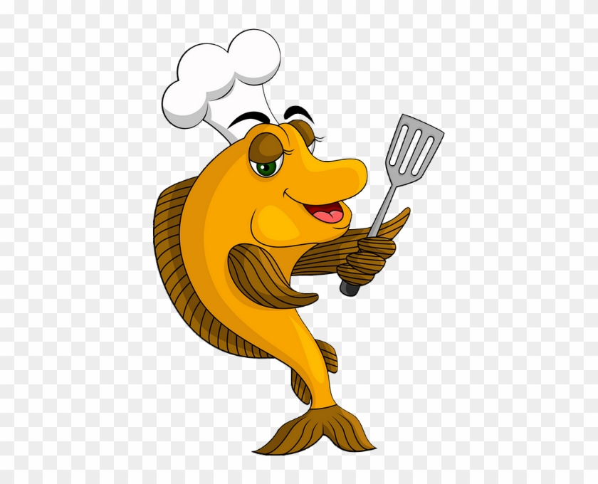 Clipart Fish Fry #194122