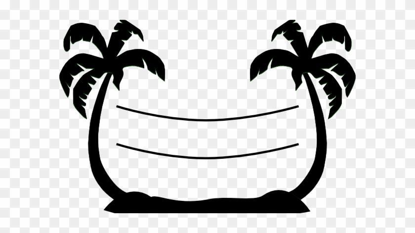 Beach - Volleyball - Clipart - Palm Tree Clip Art #194161