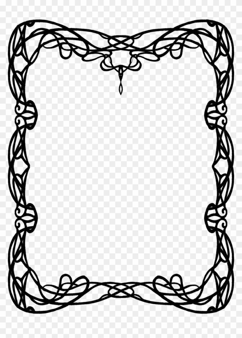 Look - Clip Frame art png video