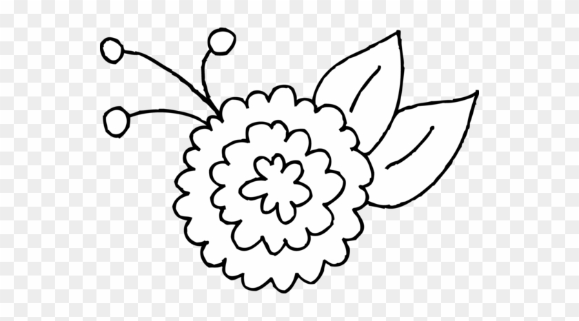 Cute spring flower coloring page cute spring clipart black and cute spring flower coloring page cute spring clipart black and white mightylinksfo